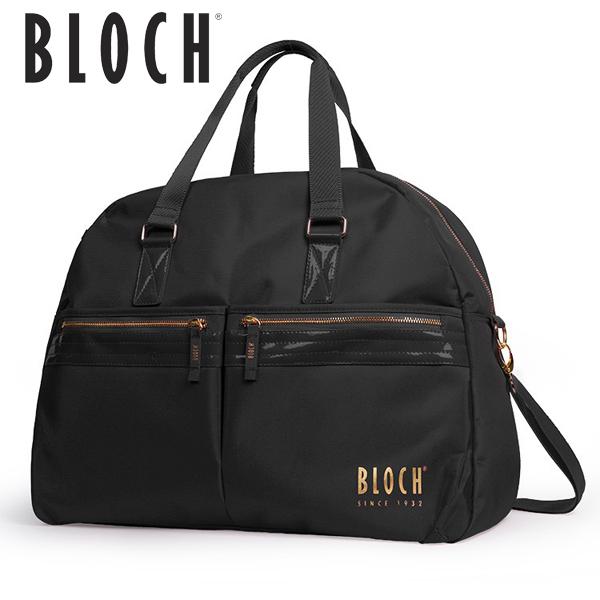 バレエ バッグ【BLOCH】ファスナー付き大容量!2WAYダンスバッグ(New York BAG)
