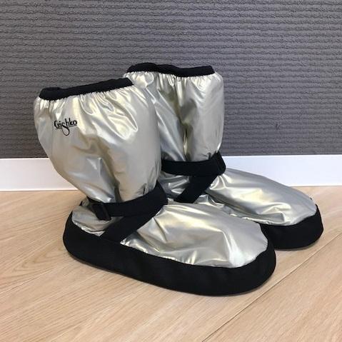 【サンプルセール】グリシコ ウォームアップブーツ ムーンストーン XLサイズ grishko