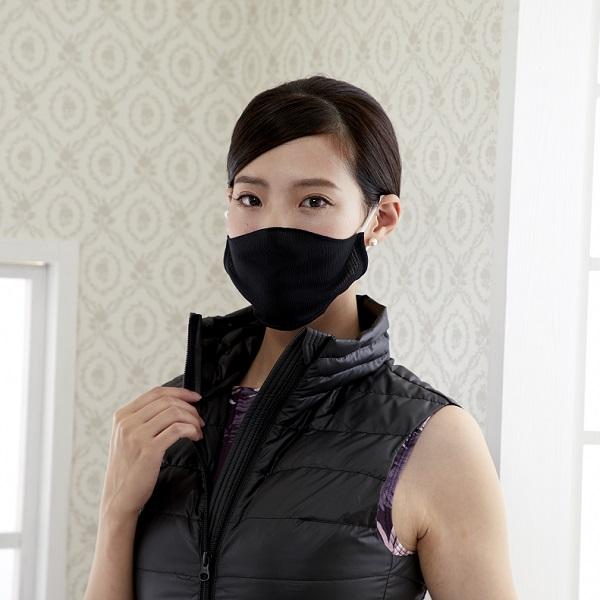 ダンサーズマスク 日本製 (ダンサーによるダンサーのための息苦しくないマスク)ミニヨン開発
