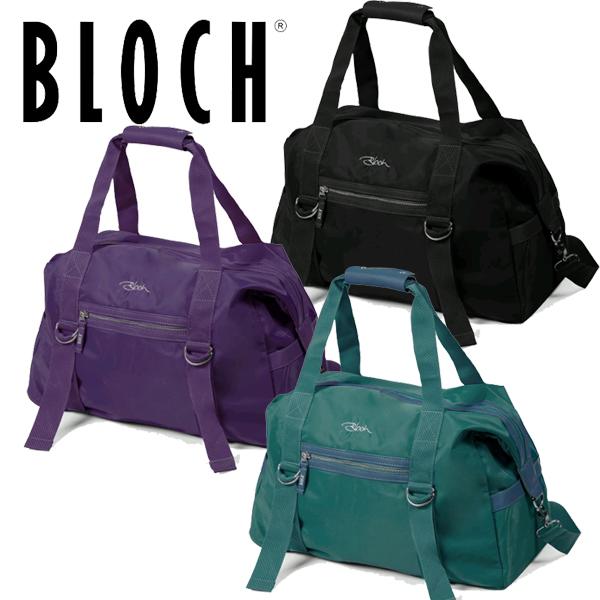 バレエ バッグ BLOCH/ブロック ヨガマットが収納できる! 機能的!2WAYレッスンバッグ ジム ヨガ スタジオ 3色展開