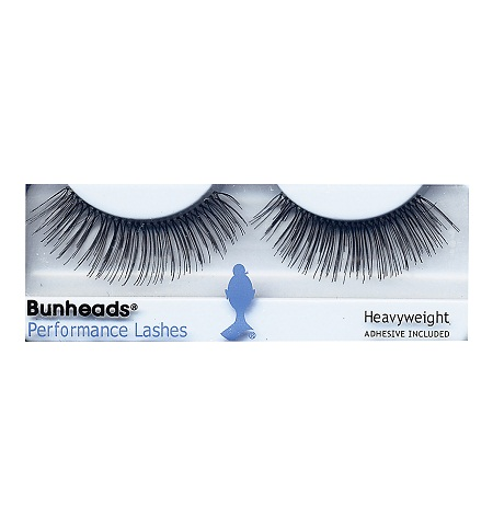 【 Bunheads 】 つけまつげ 接着剤付き バレエ発表会やコンクール 舞台専用 バンヘッズ