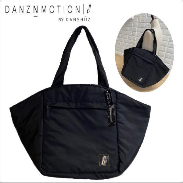 【DANZNMOTION】トートバッグ ふんわり軽い レッスンバッグ  ダンツモーション ジャズ チア