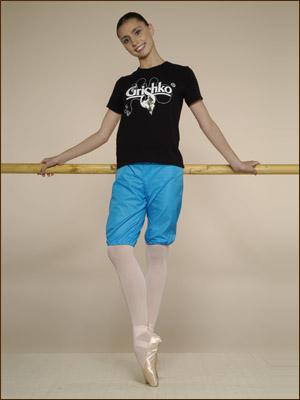 【grishko★グリシコ】汗でます♪踊りやすいです!バレエ用サウナパンツ