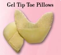 【Pillows】 ラムウールジェルチップトウパッド バレエ用品
