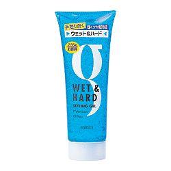 【マンダム】輝きのある髪にメイクするウェット&ハードジェル(ブルー)DM便・ネコポス不可