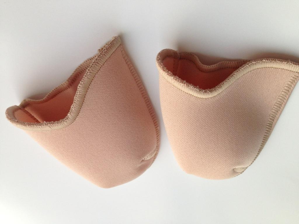 バレエ用品【Pillows】のトウパッド DEMI-GELDGPT