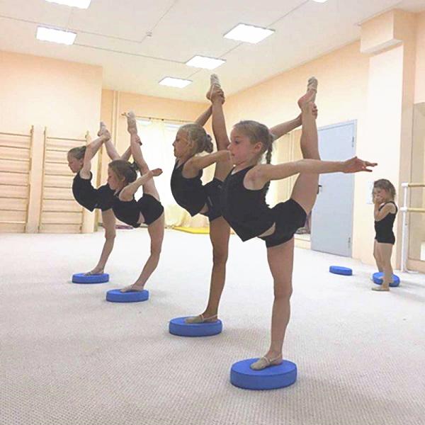 バランスパッド 丸形 バランス 体幹 バレエ トレーニング