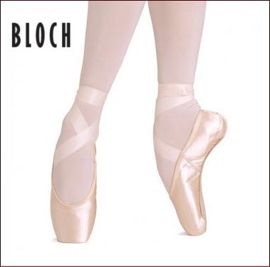 トウシューズ:【BLOCH】ブロックのトウシューズ⇒バランスヨーロピアン
