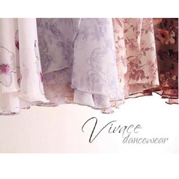 【 Vivace / ヴィバーチェ 】  素敵な柄物 巻きスカート 日本で買えるのはミニヨンだけ!